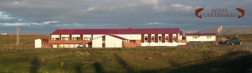 Mynd af Hótel Laxárbakki