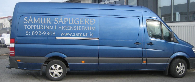 Mynd af Sámur sápugerð ehf