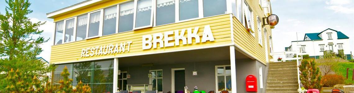 Mynd af Veitinga og gisthúsið Brekka