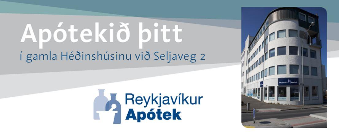 Mynd af Reykjavíkur Apótek ehf