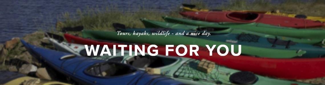 Mynd af Kayak Flateyri