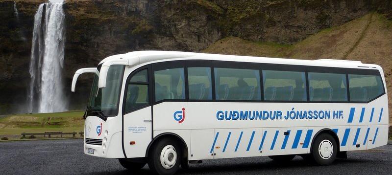 Mynd af Guðmundur Jónasson ehf