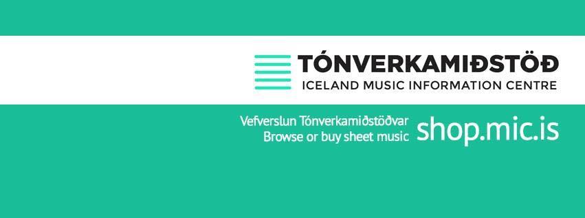 Mynd af Íslensk tónverkamiðstöð