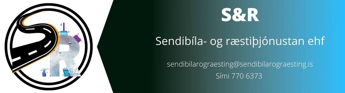 Mynd af S&R Sendibíla- og ræstiþjónusta