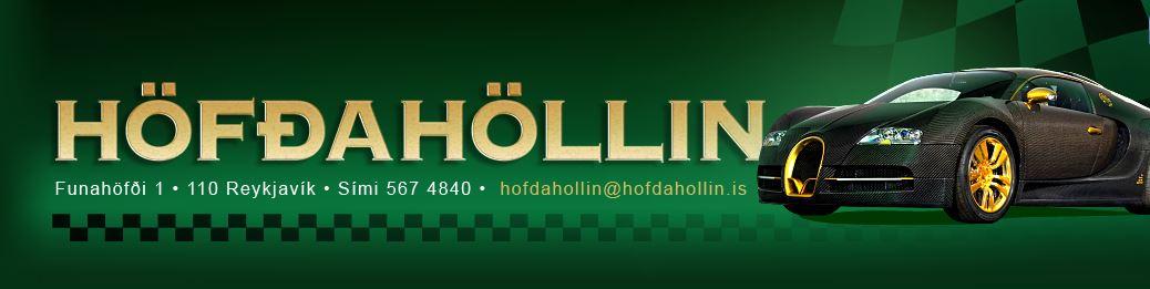 Mynd af Bílasalan Höfðahöllin