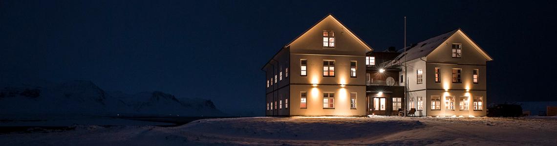 Mynd af Hótel Búðir ehf