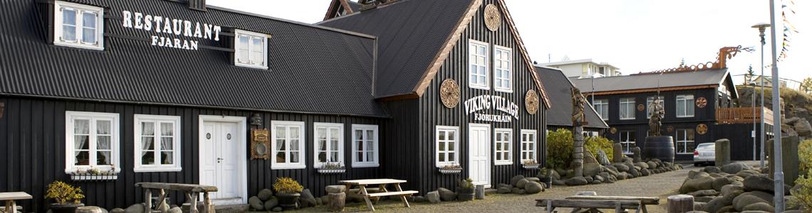 Mynd af Fjörukráin ehf Fjaran - Hótel Víking