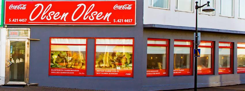 Mynd af Olsen Olsen