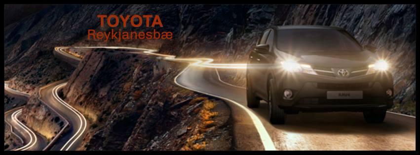 Mynd af Toyota Reykjanesbæ