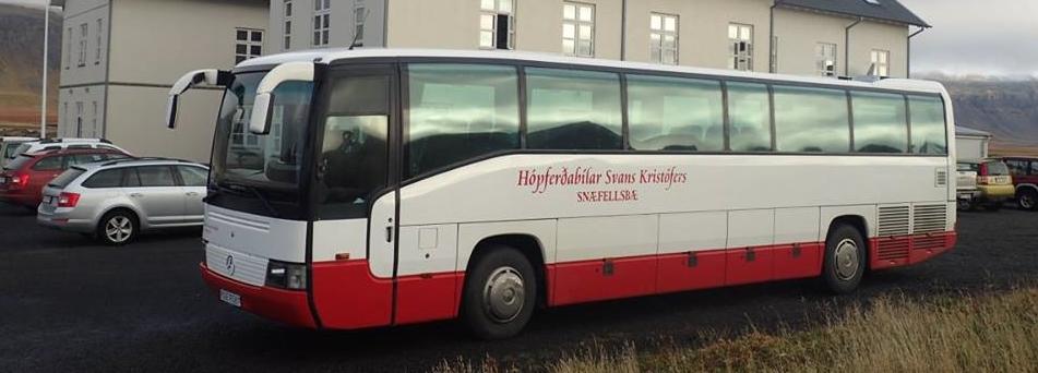 Mynd af Hópferðabílar Svans Kristóf ehf