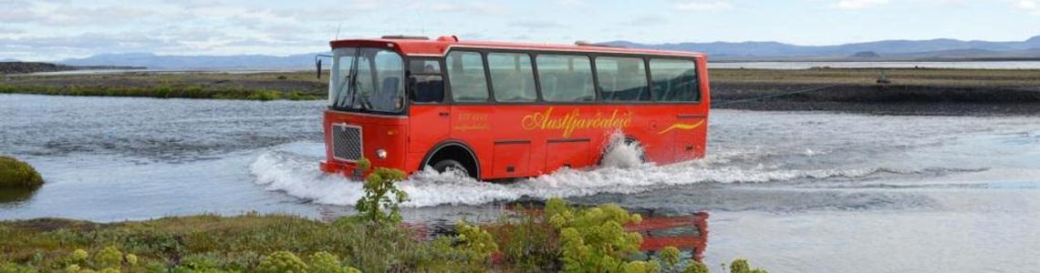 Mynd af Austfjarðaleið ehf