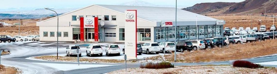 Toyota Selfossi/Bílasala Suðurlands