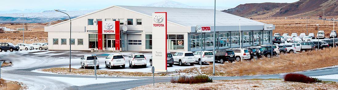 Mynd af Toyota Selfossi/Bílasala Suðurlands