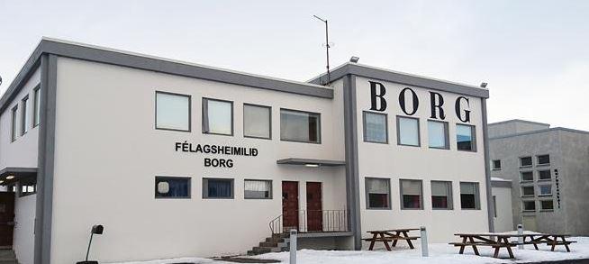 Mynd af Félagsheimilið Borg