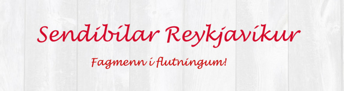 Sendibílar Reykjavíkur ehf