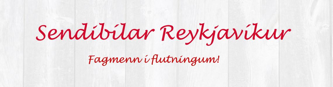 Mynd af Sendibílar Reykjavíkur ehf