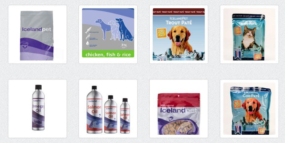 Mynd af Iceland pet