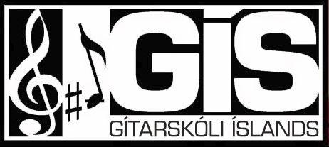 Lógo af Gítarskóli Íslands ehf - Gís