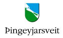 Lógo af Þingeyjarsveit