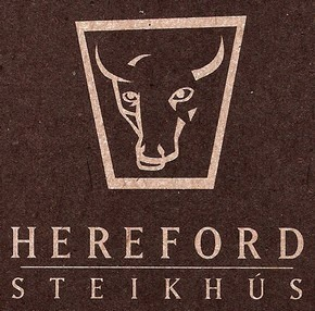 Lógo af Hereford Steikhús ehf