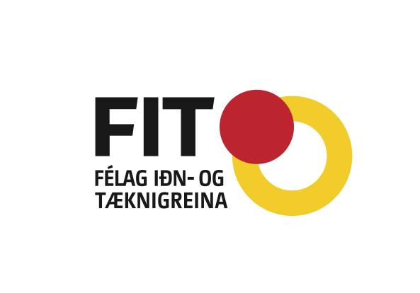 Lógo af FIT félag iðn- og tæknigreina