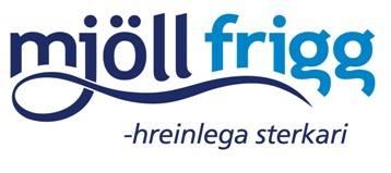 Lógo af Mjöll-Frigg hf