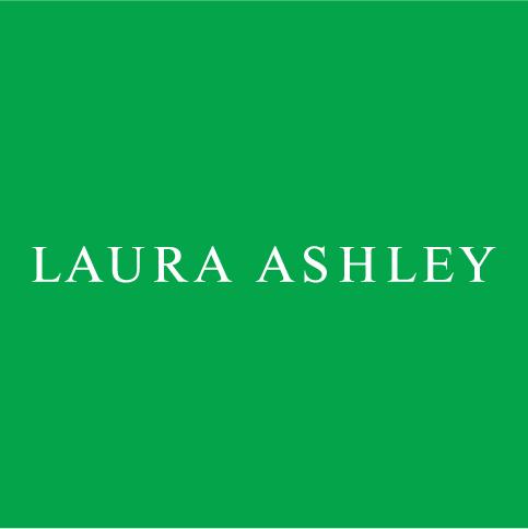 Lógo af Laura Ashley verslun