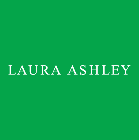 Lógo af Laura Ashley verslun