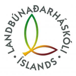 Lógo af Landbúnaðarháskóli Íslands