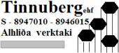 Lógo af Tinnuberg ehf