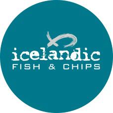 Lógo af Icelandic Fish & Chips ehf
