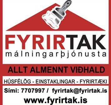 Lógo af Fyrirtak málningarþjónusta ehf