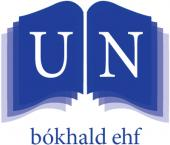 Lógo af UN - Bókhald ehf