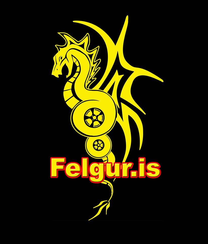 Lógo af Felgur.is