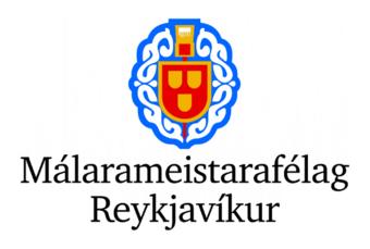 Lógo af Málarameistarafélagið