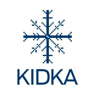 Lógo af Kidka Wool Factory Shop