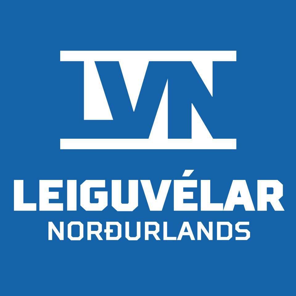Lógo af Leiguvélar Norðurlands