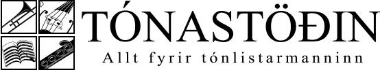 Lógo af Tónastöðin ehf