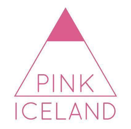 Lógo af Pink Iceland / Bleika Ísland ehf