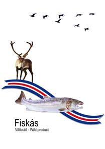 Lógo af Fiskbúð Fiskás