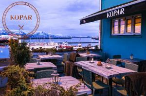 Lógo af Kopar Restaurant ehf