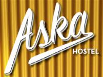 Lógo af Aska Hostel