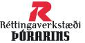 Lógo af Réttingaverkstæði Þórarins sf