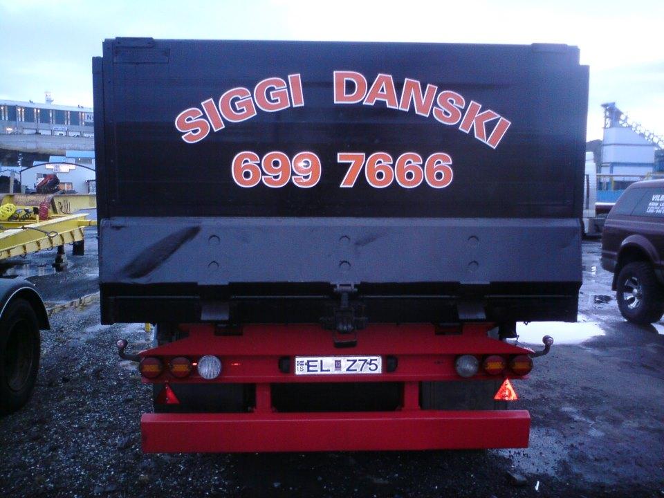 Lógo af Siggi danski