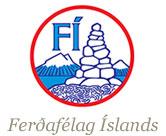 Lógo af Ferðafélag Íslands