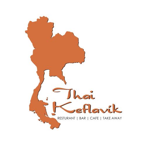 Lógo af Thai Keflavík