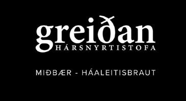 Lógo af Hárgreiðslustofan Greiðan
