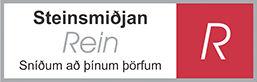 Lógo af Steinsmiðjan Rein
