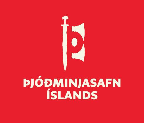 Lógo af Þjóðminjasafn Íslands