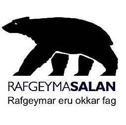 Lógo af Rafgeymasalan ehf